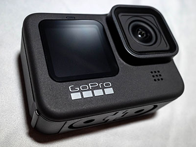 <GoPro HERO 9 Black フィルム>