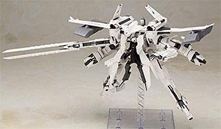 <NieR:Automata プラスチックモデルキット 飛行ユニットHo229 Type-B & 2B(ヨルハ二号B型)>