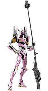 <RG エヴァンゲリオン 汎用ヒト型決戦兵器 人造人間エヴァンゲリオン 正規実用型(ヴィレカスタム) 8号機α 1/144スケール 色分け済みプラモデル>