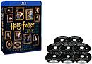 <ハリー・ポッター 8-Film ブルーレイセット (8枚組) [Blu-ray]>