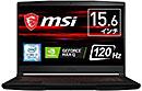 <MSIゲーミングノートPC GF63>