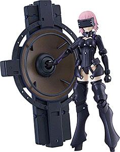 <figma Fate/Grand Order シールダー/マシュ・キリエライト[オルテナウス] ノンスケール ABS&PVC製 塗装済み可動フィギュア>