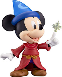 <ねんどろいど ファンタジア ミッキーマウス Fantasia Ver. ノンスケール ABS&PVC製 塗装済み可動フィギュア>
