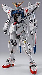 <METAL BUILD ガンダムF91 CHRONICLE WHITE Ver. 『機動戦士ガンダムF91』[BANDAI SPIRITS]>