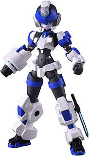 <ロボット新人類ポリニアン ポリニアン STピースクレイM型[Ver.レグナート] ノンスケール PVC&ABS製 塗装済み可動フィギュア>
