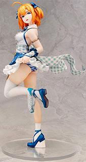 <嫌な顔されながらおパンツ見せてもらいたい アイドルのYuina 1/7スケール PVC・ABS製 塗装済み 完成品 フィギュア  [アダルト]>