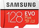 <Samsung EVO Plus 128GB microSDXC UHS-I U3 100MB/s Full HD & 4K UHD Nintendo Switch 動作確認済 MB-MC128GA/ECO 国内正規保証品>