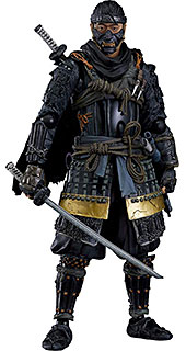 <figma Ghost of Tsushima 境井仁 ノンスケール ABS&PVC製 塗装済み可動フィギュア>
