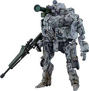 <MODEROID OBSOLETE 1/35 武装エグゾフレーム 1/35スケール PS製 組み立て式プラスチックモデル>