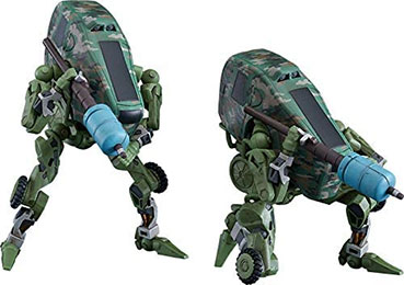 <MODEROID OBSOLETE 1/35 即席戦闘用エグゾフレーム[2体セット] 1/35スケール PS製 組み立て式プラスチックモデル>