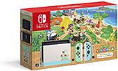 <Nintendo Switch あつまれ どうぶつの森セット>