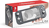 <Nintendo Switch Lite グレー>