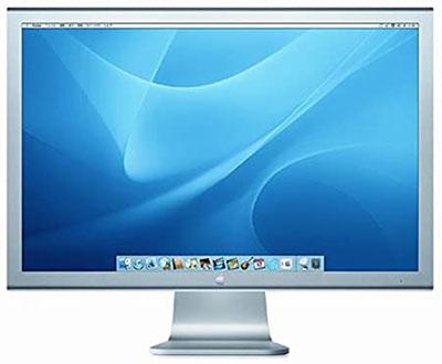 <Apple Cinema HD Display>