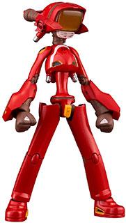 <カンチ(赤) ノンスケール ABS&ダイキャスト製 塗装済み完成品 アクションフィギュア>