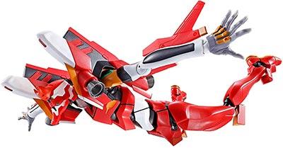 <ROBOT魂 エヴァンゲリヲン [SIDE EVA] エヴァンゲリオン2号機+S型装備-新劇場版- 約170mm ABS&PVC製 塗装済み可動フィギュア>