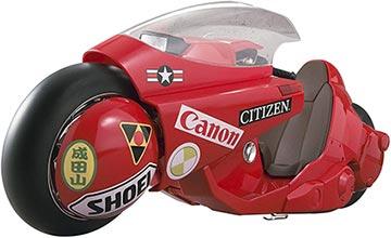 <ポピニカ魂 PROJECT BM! ポピニカ魂 AKIRA 金田のバイク <リバイバル版> 約500mm ABS&PVC&ダイキャスト製 塗装済み可動フィギュア>