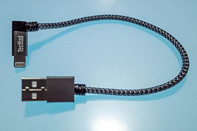<USBケーブル>