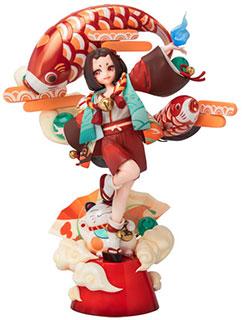 <陰陽師本格幻想RPG 座敷童子 福來運至 1/7 完成品フィギュア[NetEase Games]>