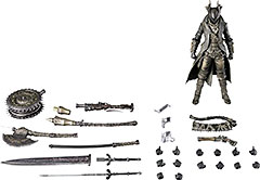 <figma Bloodborne The Old Hunters Edition 狩人 The Old Hunters Edition ノンスケール ABS&PVC製 塗装済み可動フィギュア>
