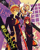 <東京レイヴンズ Blu-ray BOX(スペシャルプライス版)>