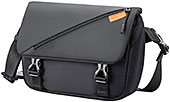 <BOPAI ショルダーバッグ メンズ 大容量 斜めがけ メッセンジャーバッグ 13.3インチpc/A4ファイル収納可>