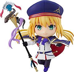 <ねんどろいど Fate/Grand Order キャスター/アルトリア・キャスター ノンスケール ABS&PVC製 塗装済み可動フィギュア>