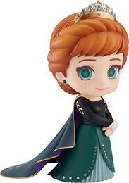 <ねんどろいど アナと雪の女王2 アナ Epilogue Dress Ver. ノンスケール ABS&PVC製 塗装済み可動フィギュア>