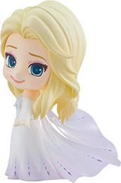 <ねんどろいど アナと雪の女王2 エルサ Epilogue Dress Ver. ノンスケール ABS&PVC製 塗装済み可動フィギュア>