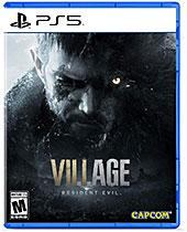 <Resident Evil Village(輸入版:北米)- PS5>
