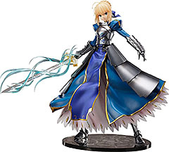 <Fate/Grand Order セイバー/アルトリア・ペンドラゴン[第二再臨] 1/4スケール PVC製 塗装済み完成品フィギュア>