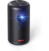 <Anker Nebula Capsule II(世界初 Android TV搭載 モバイル プロジェクター)【小型 プロジェクター / 200ANSI ルーメン / オートフォーカス機能 / 8W スピーカー / DLP搭載 / 5000種類以上のアプリケーション / ホームシアター】>