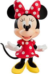 <ねんどろいど Minnie Mouse ミニーマウス 水玉ドレスVer. ノンスケール ABS&PVC製 塗装済み可動フィギュア>