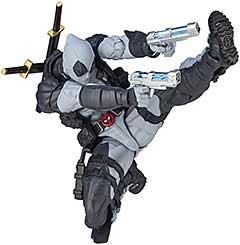 <海洋堂 figure complex AMAZING YAMAGUCHI Deadpool ver.2.0 X-FORCE color ver.デッドプール ver.2.0 Xフォースカラー版 約170mm ABS&PVC製 塗装済みアクションフィギュア リボルテック>