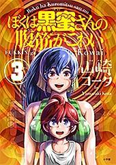 <ぼくは黒蜜さんの腹筋がこわい(3) (ビッグコミックス)>