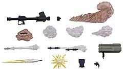<ROBOT魂 〈SIDE MS〉 第08MS小隊オプションパーツセット ver. A.N.I.M.E. 『機動戦士ガンダム 第08MS小隊』[BANDAI SPIRITS]>