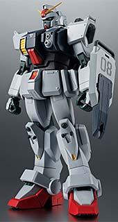 <ROBOT魂 〈SIDE MS〉 RX-79(G) 陸戦型ガンダム ver. A.N.I.M.E. 『機動戦士ガンダム 第08MS小隊』[BANDAI SPIRITS] >