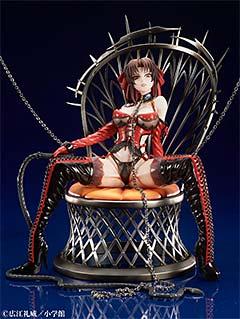 <『BLACK LAGOON』20th Anniversary レヴィ 緋色の女王ver. 1/7 完成品フィギュア[メディコス・エンタテインメント] >