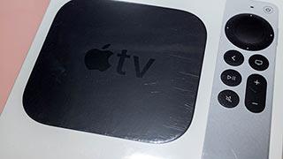 <2021 Apple TV 4K(64GB)>