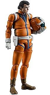 <G.M.G.(ガンダムミリタリージェネレーション) 機動戦士ガンダム 地球連邦軍05 ノーマルスーツ兵士 約100mm PVC製 塗装済み可動フィギュア>