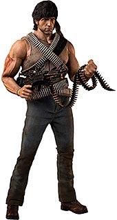<Rambo First Blood 1/6 John Rambo[ランボー 1/6 ジョン ランボー] 1/6スケール POM&ABS&PVC製 塗装済み可動フィギュア>