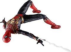 <S.H.フィギュアーツ スパイダーマン [インテグレーテッドスーツ] (スパイダーマン:ノー・ウェイ・ホーム) 約150mm ABS&PVC製 塗装済み可動フィギュア>