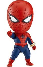 <ねんどろいど マーベル 『スパイダーマン』東映TVシリーズ スパイダーマン [東映バージョン] ノンスケール ABS&PVC製 塗装済みフル可動フィギュア>