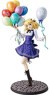 <KDcolle Fate/Grand Order セイバー/アルトリア・ペンドラゴン[リリィ] 英霊祭装Ver. 1/7スケール ABS&PVC製 塗装済み完成品フィギュア>