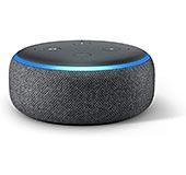 <Echo Dot (エコードット)第3世代 - スマートスピーカー with Alexa>