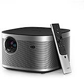 <XGIMI Horizon ホームプロジェクター 高輝度 2200ANSI ルーメン フルHD 1080p 家庭用 Android TV 10.0搭載 ネイティブ解像度 【短焦点 / 4K対応 / 300インチ投影 / bluetooth対応 / Harman Kardonピーカー / オートフォーカス / 全自動台形補正 / HDR10対応 / 低遅延 / 静音 / ホームシアター】>